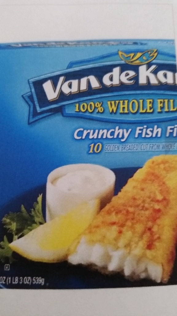 Fish sticks and a bit of los angeles history the van d for Fish stick brands