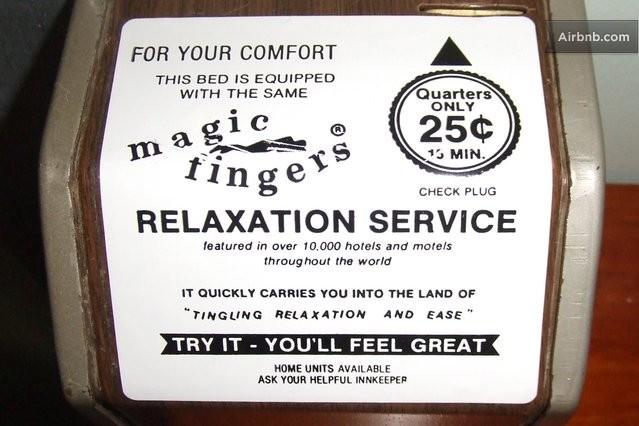 Weird Sunday Remember Magic Finger Beds