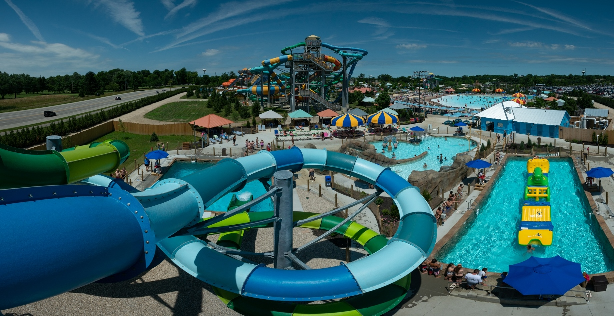 Making a splash in columbus pools and waterparks - Blackburn swimming pool opening times ...