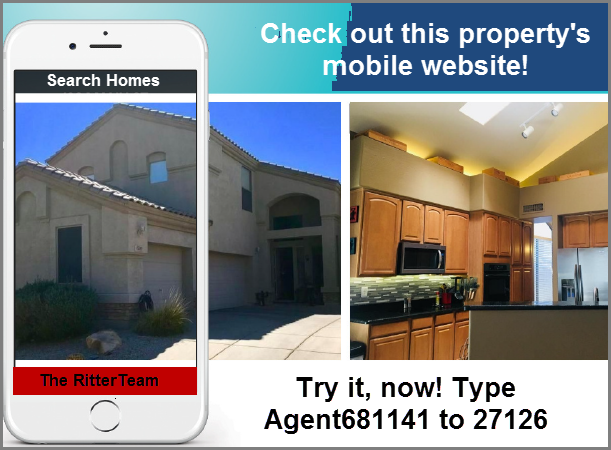 4 bedroom home for Sale Sandra day O'Connor High School
