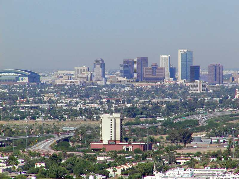 Phoenix Az Is Now A Leed Certified City