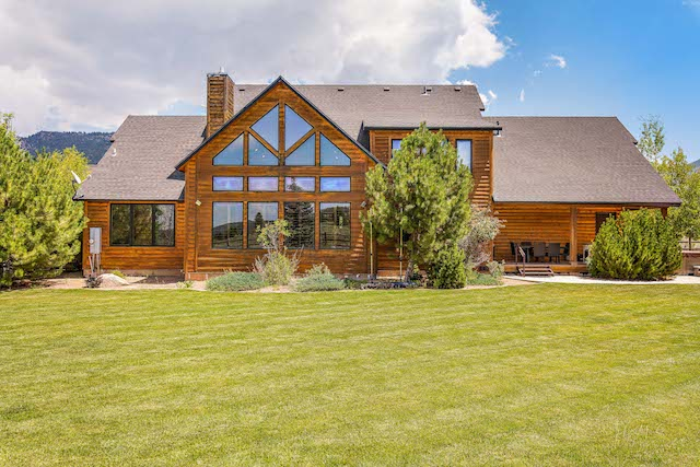 Pine Valley Cabin for Sale - 44 S 850 East Pine Valley