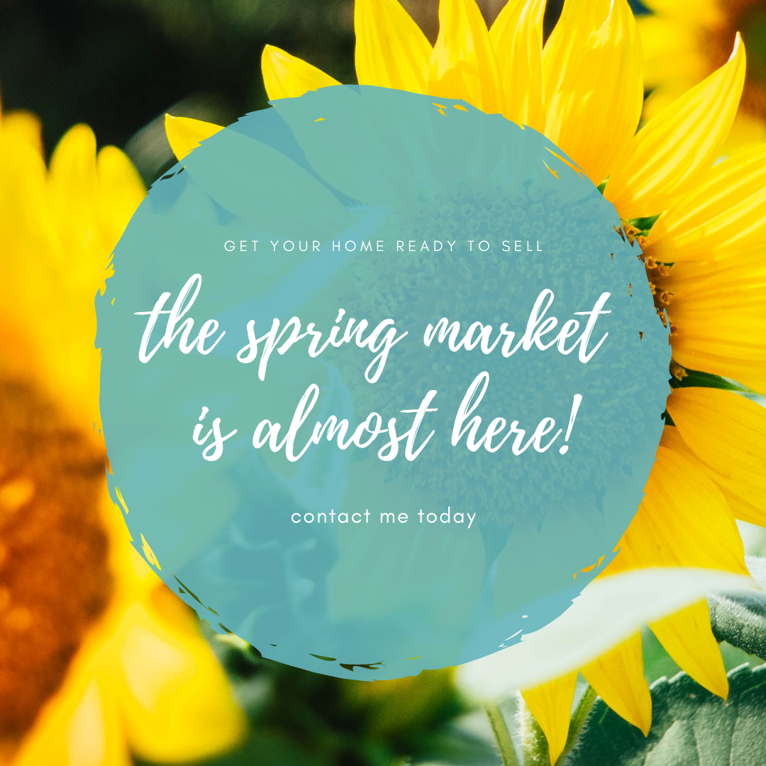 2bdd32d8deac1 Time To Get Your Home Ready For The Spring Market!