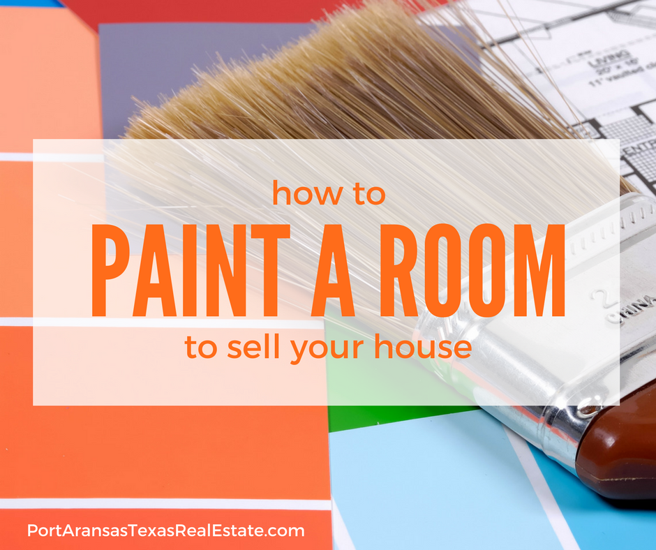 How To Paint A Room To Sell Your House