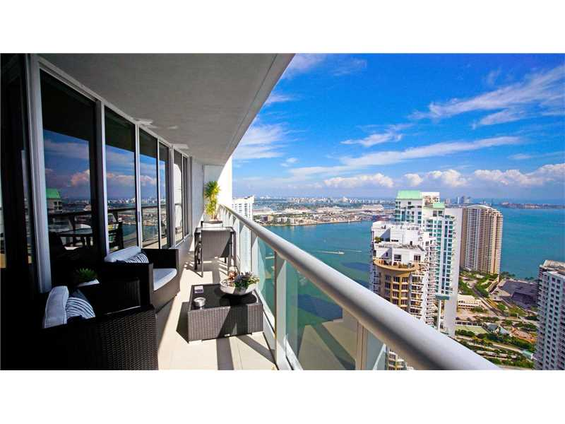Birds Eye Views for the New Owner of This Icon Brickell