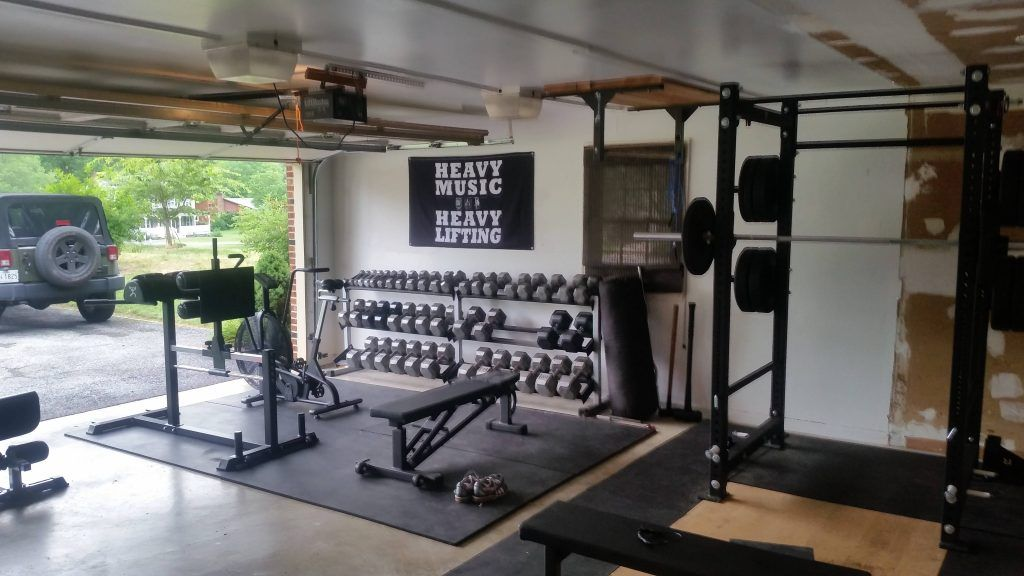Home Gym Design: Create The Perfect Home Gym