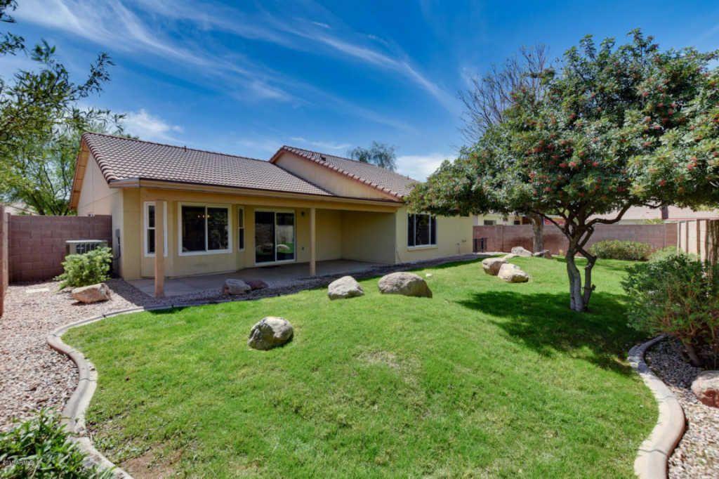 Weekend OPEN HOUSE Features 2 Mesa, AZ Homes - No HOA!