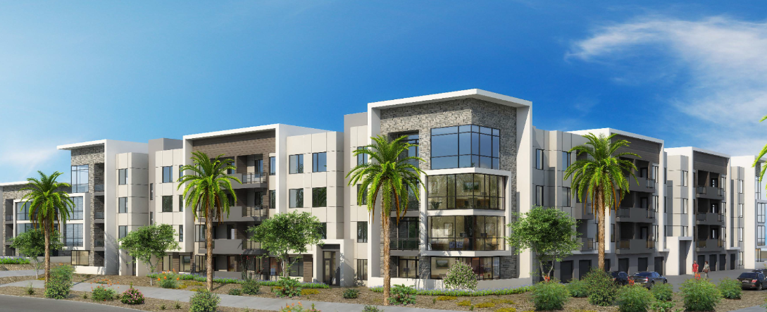 Announcing Tanager Apartments Downtown Summerlin Lv