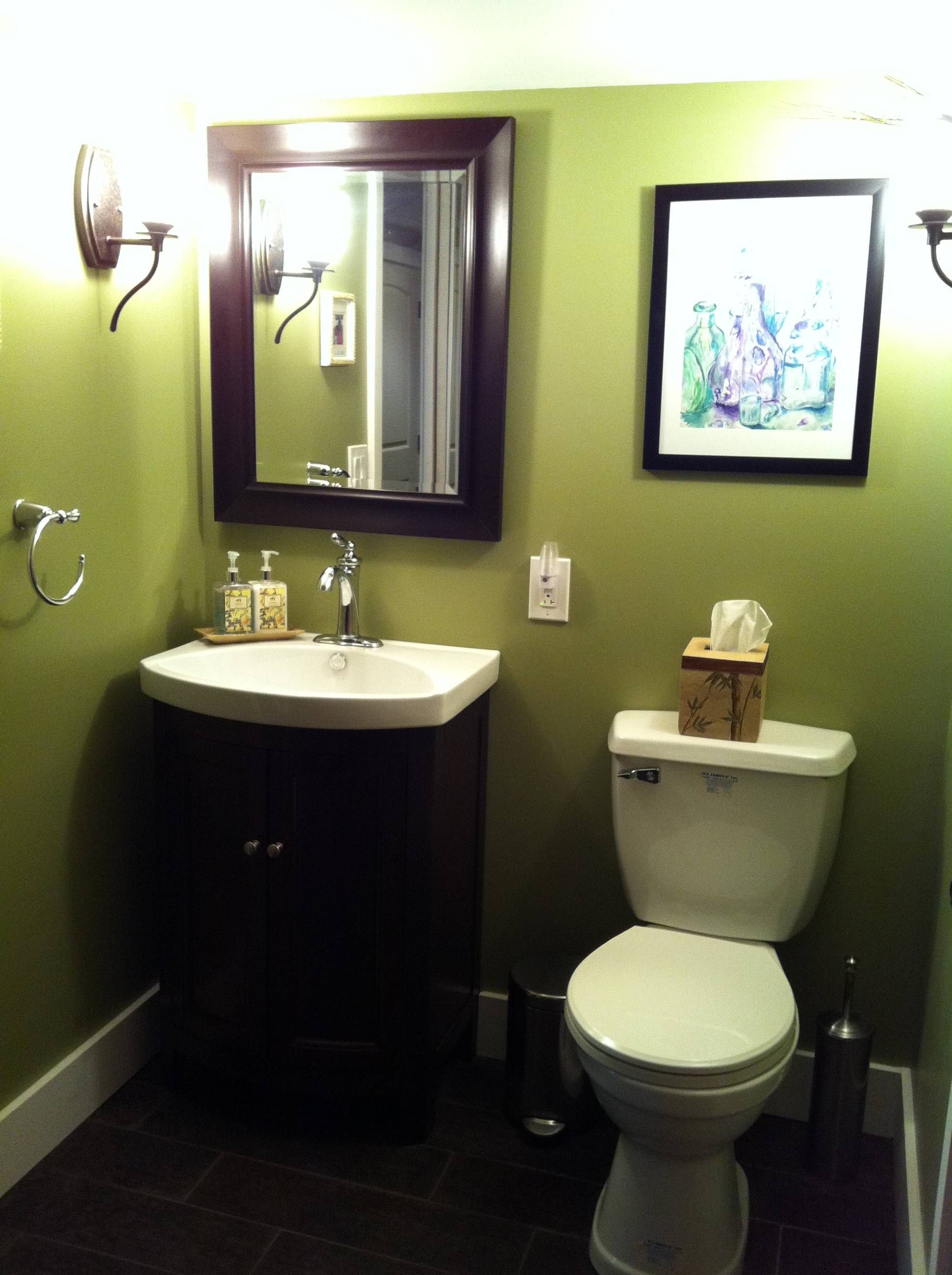 Stunning Powder Room Paint Color Ideas Victoria Carter