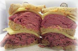 Suburban House Sandwich