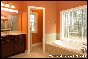 Master Bathroom Designs 2012 where should the toilet go? | 2012 master bath design ideas