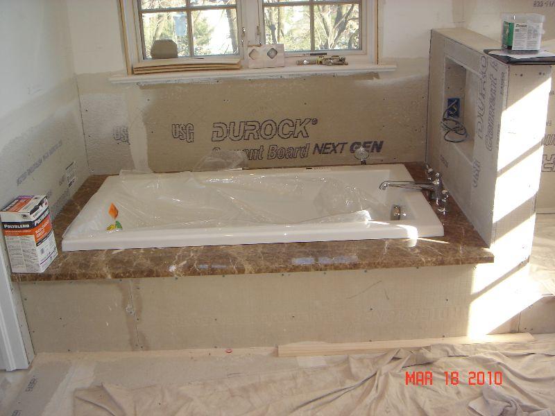 Inexpensive Bathroom renovations