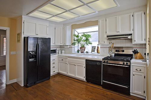 kitchen at 267 Hillview