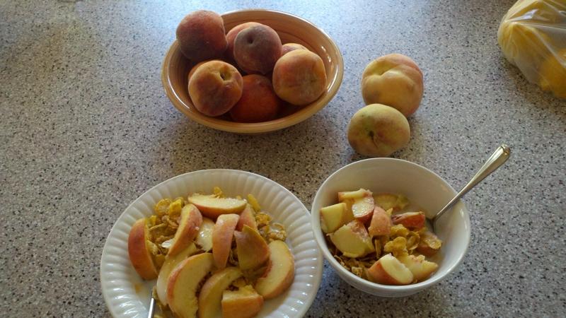 NC Peaches