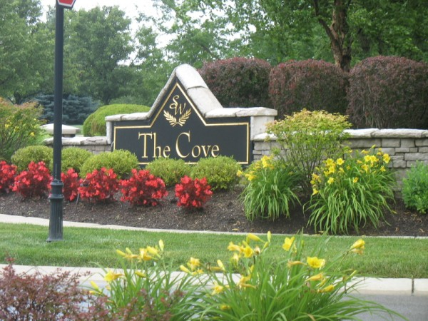 Springboro Patio Homes The Cove in Settlers Walk