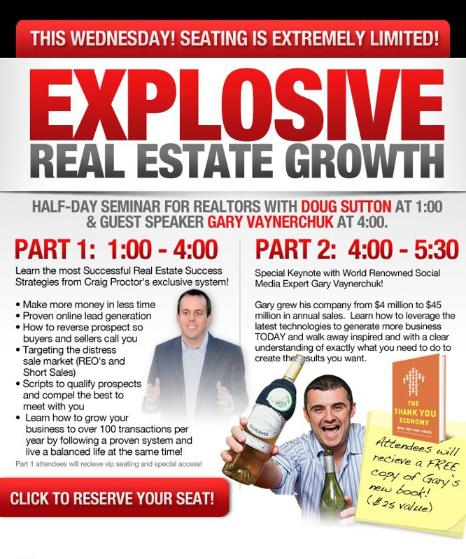 Explosive Real Estate Growth