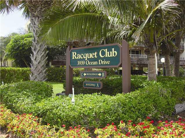 RACQUET CLUB OF VERO BEACH TENNIS BY THE BEACH