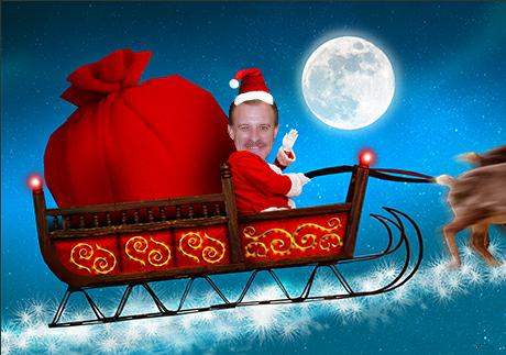 Happy Holidays from Craig Rutman!