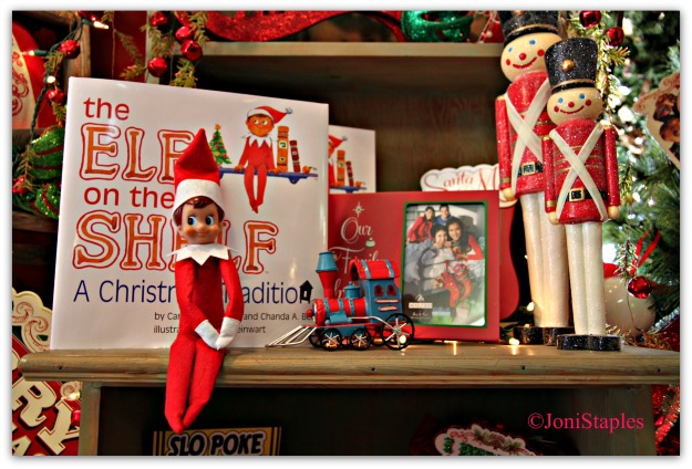 christmas traditions elf on a shelf - Elf On The Shelf Christmas Tradition