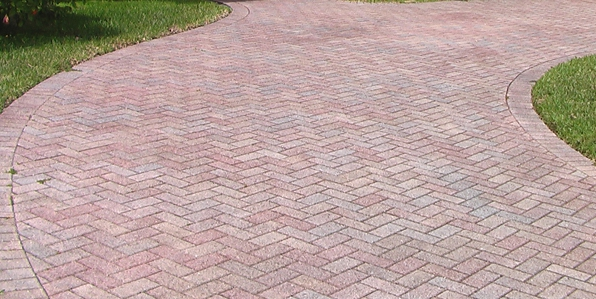 Best way repair cracked concrete driveway reluy for Best way to get oil out of concrete