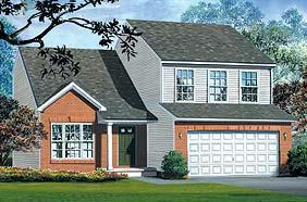 Spec Homes in Pickerington