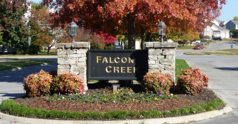 Falcon Creek homes Franklin TN