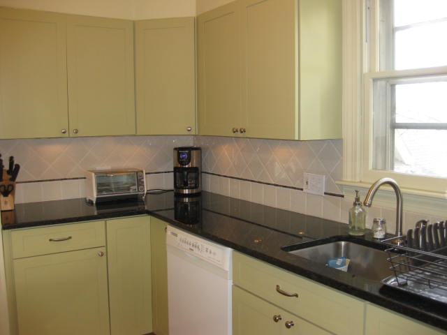 Kitchen at 14 Holton St Medford MA