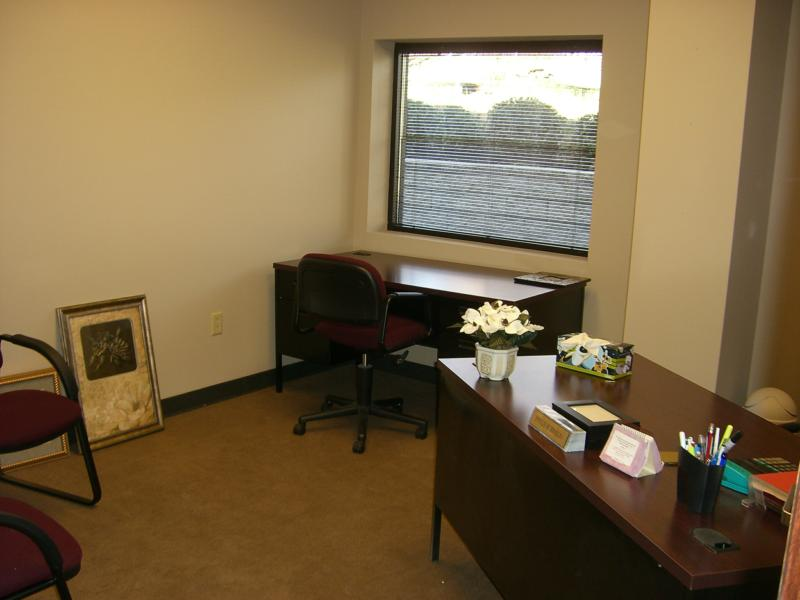Office Redesign Before