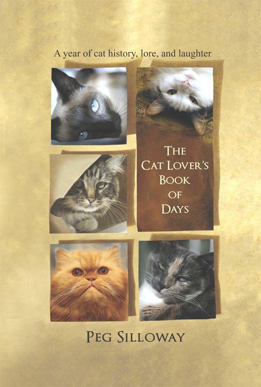 Cat Lover's Book of Days Cover