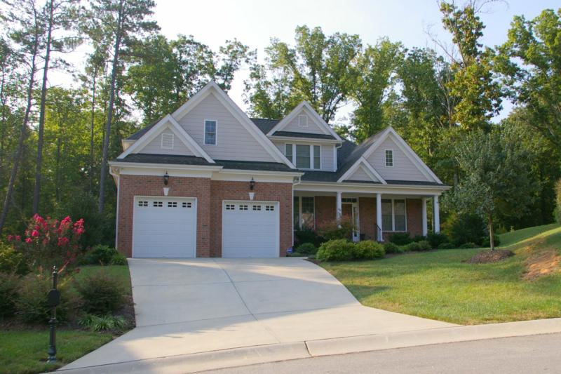 Eno Forest Available Lots North Durham Custom Homes Neighborhood Raleigh Nc