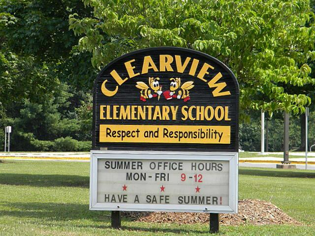 Walk to Clearview Elementary School!