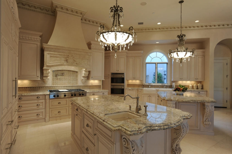 Most expensive home sold in the phoenix area for the month for Luxury kitchen designs 2012