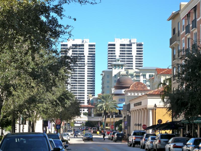 Cityplace Downtown West Palm Beach Lifestyle Living