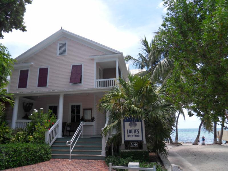 Louies Backyard Lunch Key West Florida Fun Things To Do!
