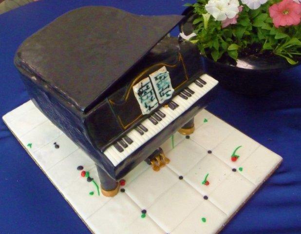 Sara's special cake