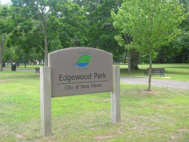 Edgewood Park New Haven CT