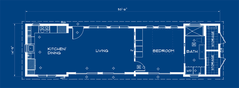 Ikea and Ideabox Activ Home Blueprint
