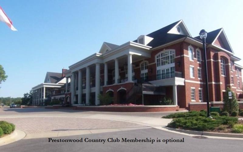 Prestonwood Country Club in Cary