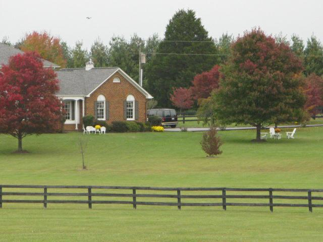 Clarke County Virginia Homes with acreage