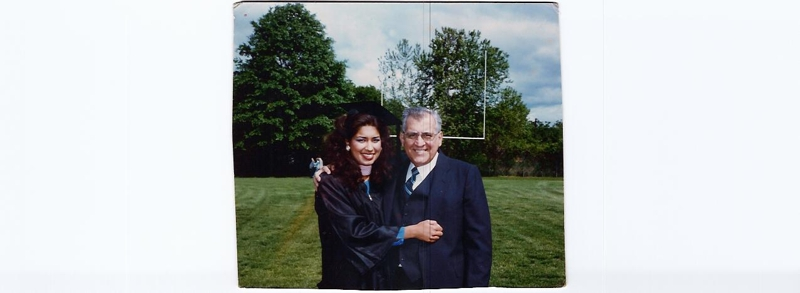 The Zuvich Family, My proud tradition, Me and My Daddy, Frank A Zuvich Sr at my gradualtion at Wilkes University, WIlkes-Barre, PA, Lake Livingston Real Estate,conroe homes, huntsville tx real estate