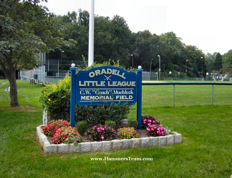 Memorial Field Oradell NJ Photo