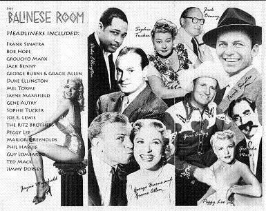 Image result for balinese room Peggy Lee in galveston