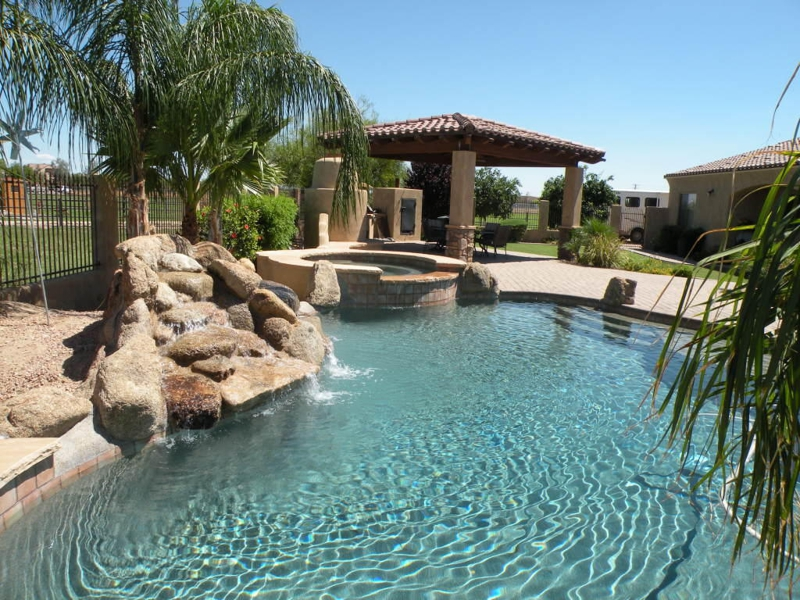Homes For Sale In San Tan Valley With A Swimming Pool