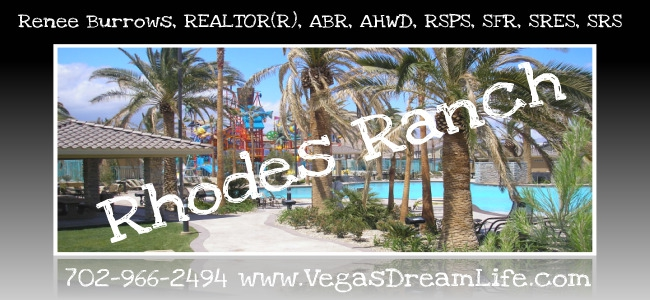 Las Vegas Community - Rhodes Ranch