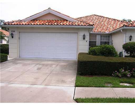 Cypress Lakes Home for Sale in Palm City - Discover this boating and fishing paradise