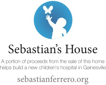 Ten percent to the Sebastian Ferrero Foundation