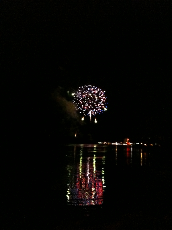 Rachael Hodge Fireworks wilmington nc