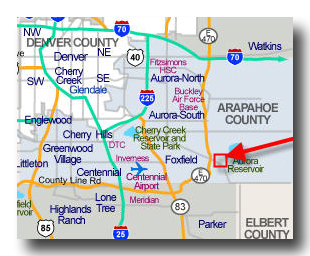 Find Aurora Colorado Neighborhoods and Subdivisions on Cohomefinder.com