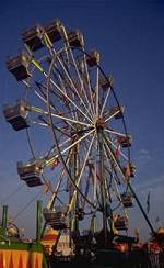 The Deep South Fair comes to Thomasville Oct 9-13, 2012 at the Thomasville Exchange Club Fairgrounds.