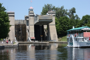 Peterborough Lift Locks